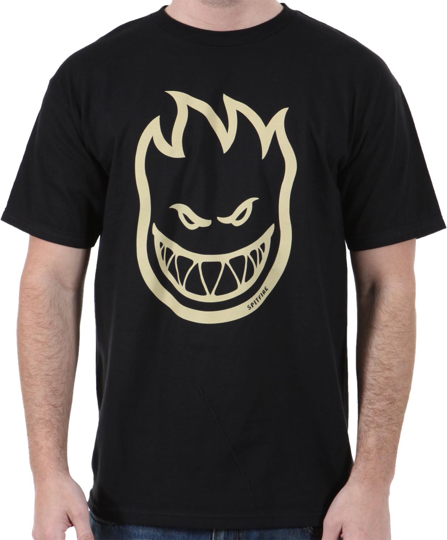Printing On T-shirts : Black T-shirt